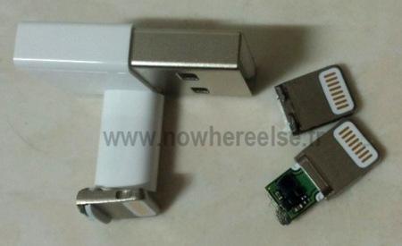 Se filtra una imagen del posible conector del dock del próximo iPhone