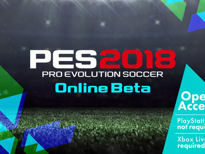 La beta de PES 2018 ya está disponible en XBox One y PS4 y esto es todo lo que incluye