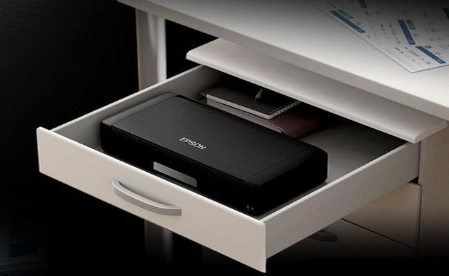 La nueva impresora compacta de Epson podrás guardarla en cualquier cajón de casa