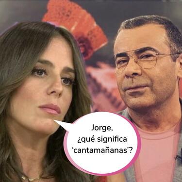 """Jorge Javier Vázquez le hace un traje a Anabel Pantoja: """"cantamañanas, caprichosa, y con un punto de soberbia"""""""