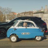 Microlino es un coche eléctrico inspirado en el mítico Isetta que llegará en 2019