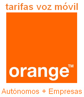 Orange lanza nuevas tarifas planas de voz para profesionales