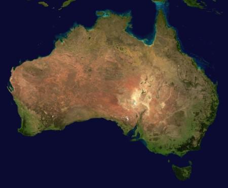 Australia se moverá 1.8 metros al norte para evitar que tu coche autónomo choque