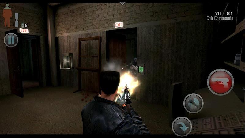 Foto de Max Payne Mobile ya disponible para Android (4/5)