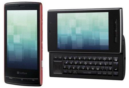 Sharp Galapagos, los teléfonos con pantalla 3D llaman a las principales desarrolladoras