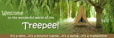 Treepee, un columpio que es tienda a la vez