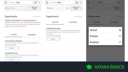 Como cargar más rápido las páginas en Chrome con LazyLoad