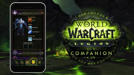 World Of Warcraft Legion Movil