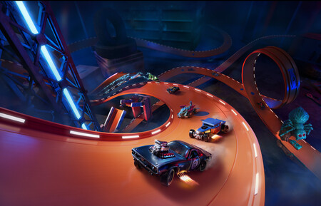 Hot Wheels Unleashed presenta sus carreras en miniatura con coches de juguete y calienta motores para su lanzamiento en 2021