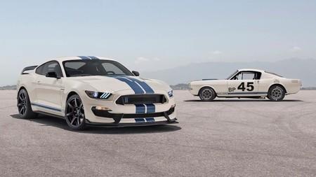 Ford Mustang GT350 y GT350R Heritage Edition, nada mejor para celebrar una legendaria victoria