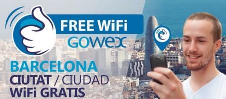 Gowex lleva sus quioscos WiFi a Barcelona