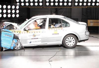 Los problemas de seguridad de los autos brasileños (o mexicanos)