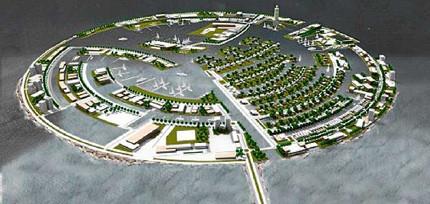 Valencia podría tener una isla artificial