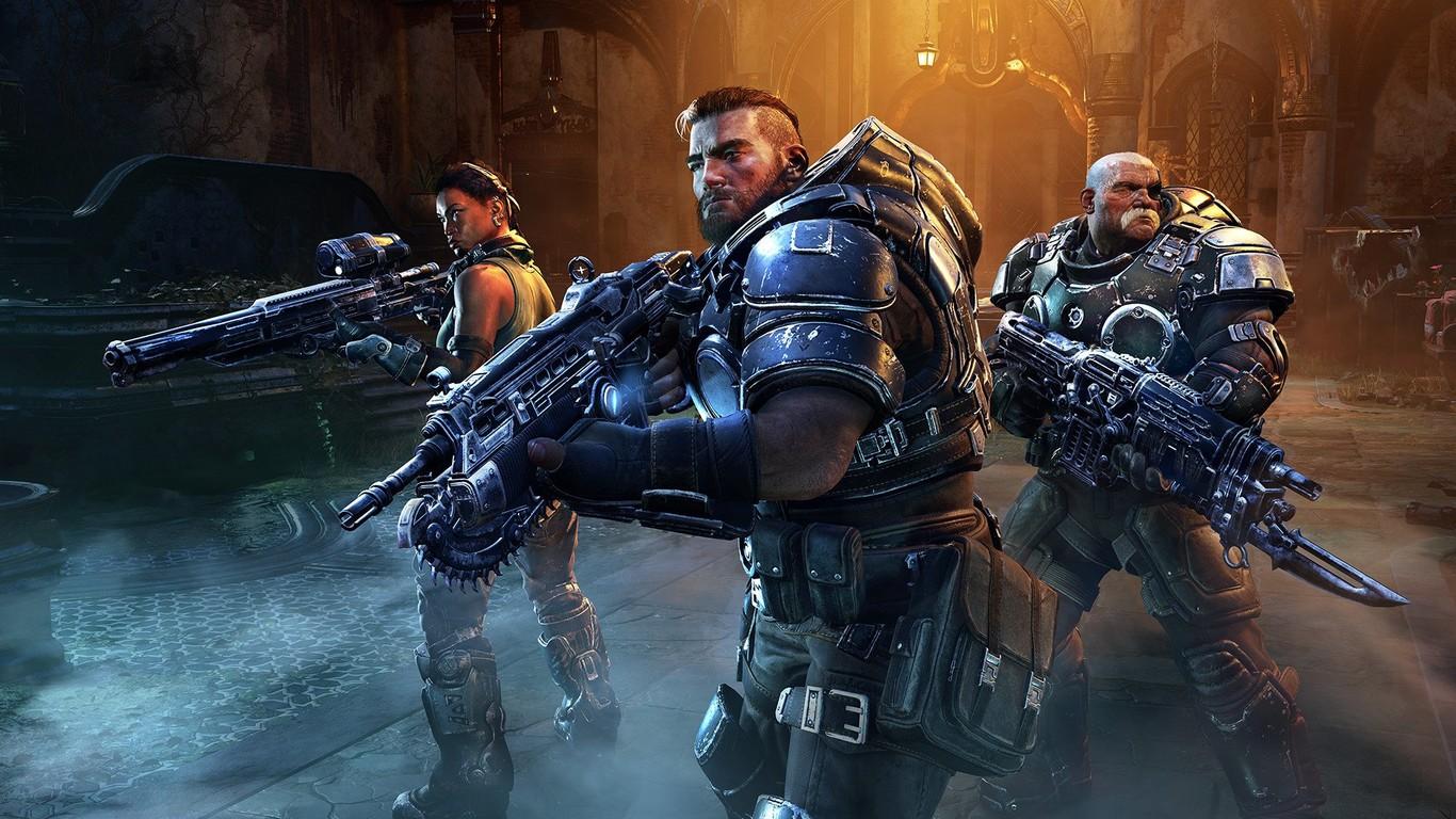 Gears Tactics nos prepara para la guerra que se avecina con su ...