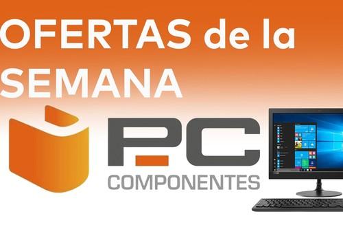 Las mejores ofertas de la semana en PcComponentes: portátiles gaming MSI, HP o ASUS, componentes para tu equipo y pulseras de actividad Xiaomi a precios rebajados