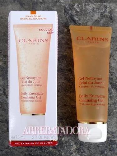 Clarins gel limpiador