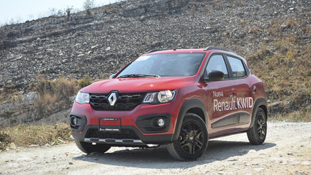 Renault Kwid, al volante de una cross-cosita con talento urbano