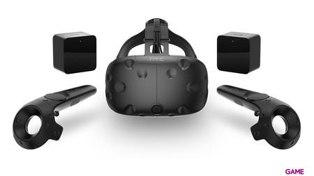 Las HTC Vive ya están disponibles en nuestras tiendas a través de GAME