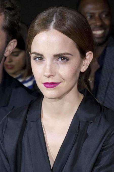 Giambattista Valli, el desfile escogido por Emma Watson (y más) para dejarse ver