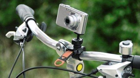 Hama Bike Pod, un trípode para tu bici