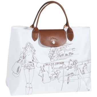 Descubre Longchamp y enamórate de su marroquinería