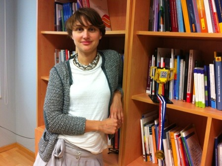 """Ainara Zubillaga de la UCJC: """"trabajamos para integrar el emprendimiento como una competencia transversal en los alumnos"""""""