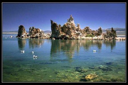 Lago Mono: un lugar marciano en la Tierra