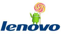 Lenovo actualizará siete teléfonos a Lollipop en el segundo trimestre del año