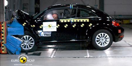 VW Beetle EuroNCAP