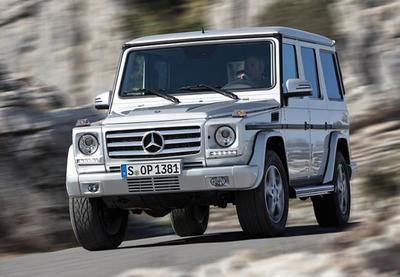 Mercedes-Benz Clase G vivirá hasta 2027