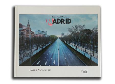 Retrato De Madrid Portada Javier Aranburu