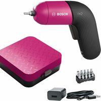 Un regalo diferente para San Valentín: el atornillador a batería Bosch IXO en rosa rebajado a 44,95 euros hasta medianoche en Amazon