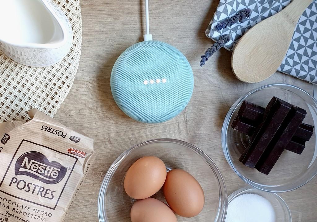 La aplicación de Directo al Paladar y Nestlé Cocina llega a Google Home con más de 800 recetas