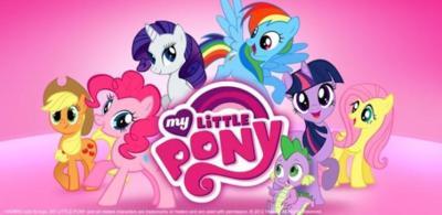 El juego de My Little Pony hace su llegada a Android gracias a Gameloft
