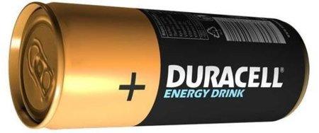 Duracell Energy Drink te pone las pilas
