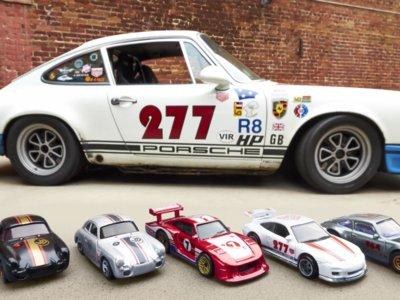 Hot Wheels estrena colección inspirada en los Porsche de Magnus Walker