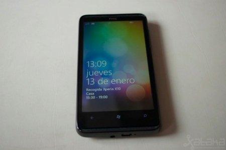 HTC HD7 WP7
