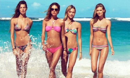 Todos los bañadores de HM Primavera-Verano 2010: las mejores modelos con los bikinis de moda VI