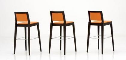 Un taburete para tu minipiso a juego con las sillas - Sillas para barras de cocina ...
