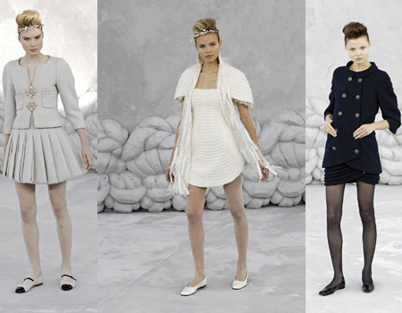Alta Costura París Chanel Primavera-Verano 2008