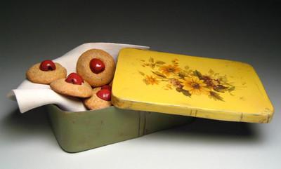 El asombroso trabajo en porcelana de Claudia Tarantino que te querrías comer