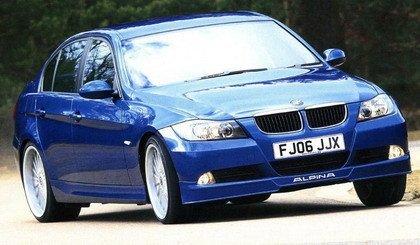 BMW Serie 3 Alpina