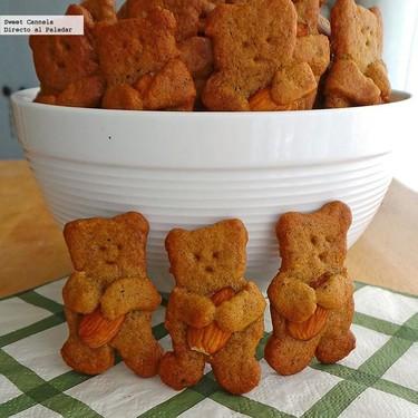 Cómo hacer galletas de ositos