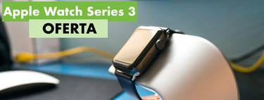 El reloj inteligente más barato de Apple vuelve a bajar de precio en Amazon: Apple Watch Series 3 por 199 euros