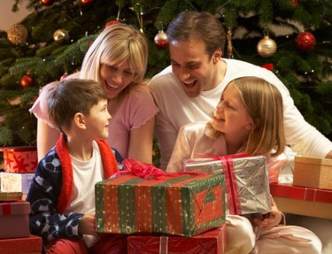 Cazando Gangas de última hora para los regalos de Navidad de los niños