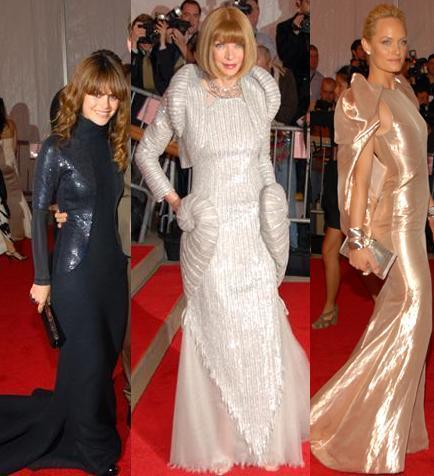 Las mejor vestidas de la Gala del Costume Institute