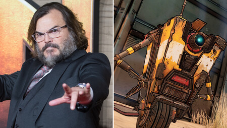 Jack Black pondrá voz al robot Claptrap en la película de Borderlands