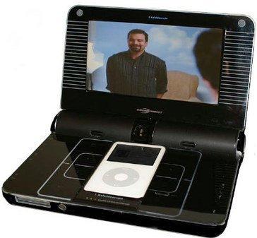 Pantalla de mayor tamaño para el iPod