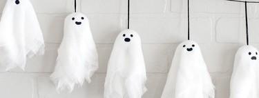 Tres manualidades para Hallowen: baratas, rápidas y fáciles de hacer