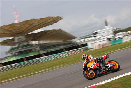 Dani Pedrosa saldrá desde la pole en MotoGP